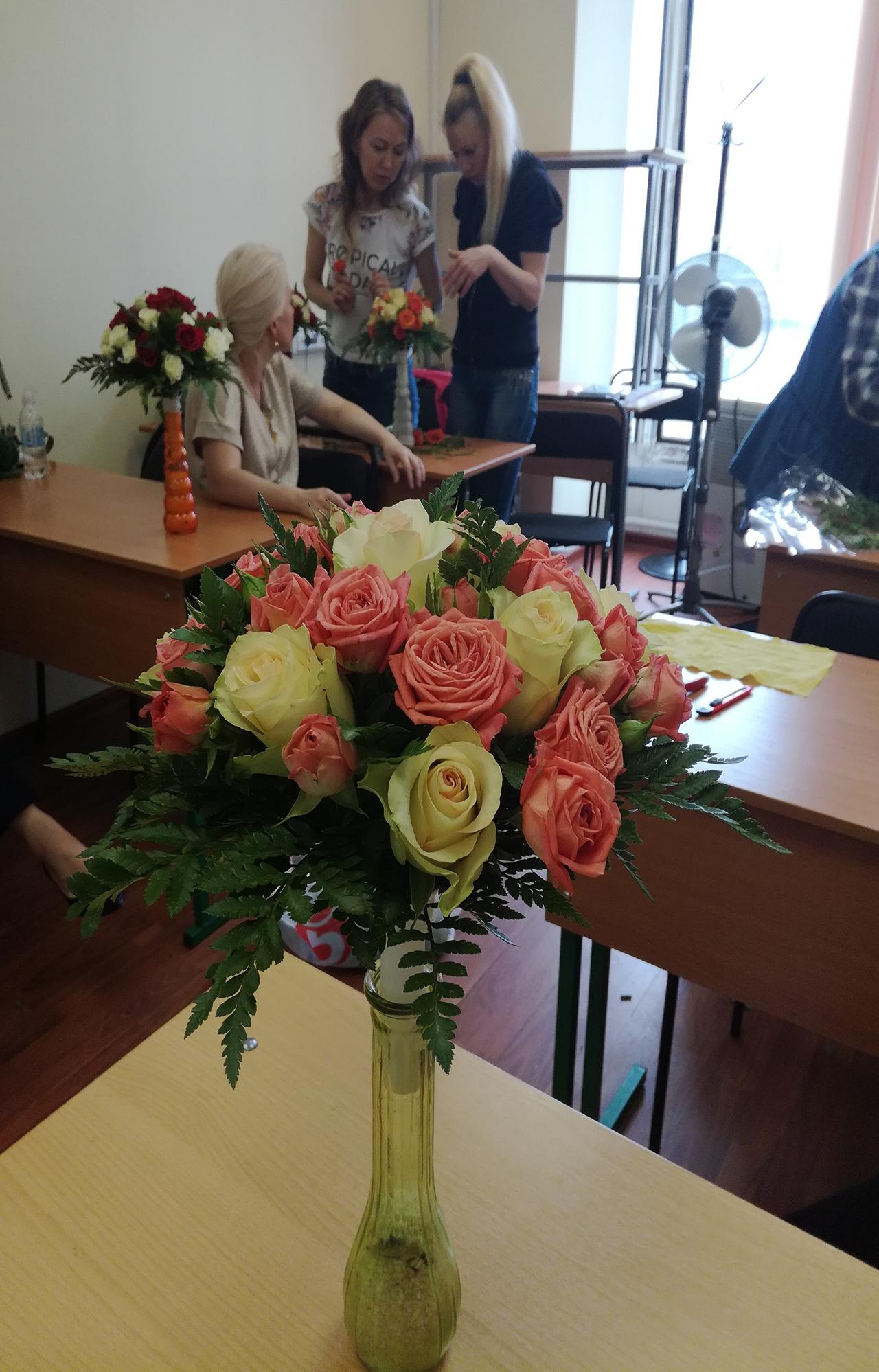 Курсы фитодизайна и флористики